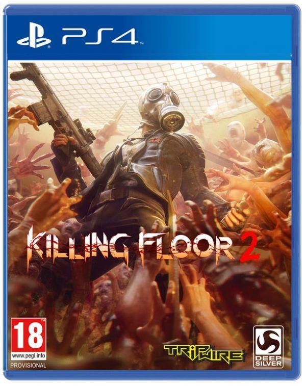Игра Killing Floor 2 (PS4, русская версия)