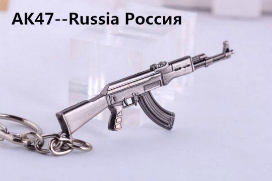 Брелок оружие из PUBG
