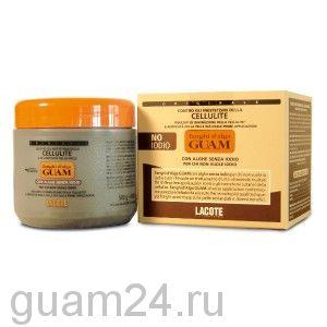 GUAM Маска с водорослями (без йода) SPECIALISTICA, 500 гр. код (0575)