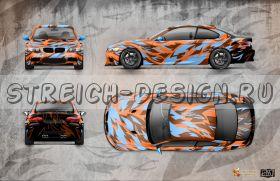 Design for coupe sedan 3