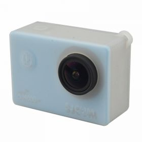 Силиконовый чехол для SJCAM 5000/5000wifi (белый)