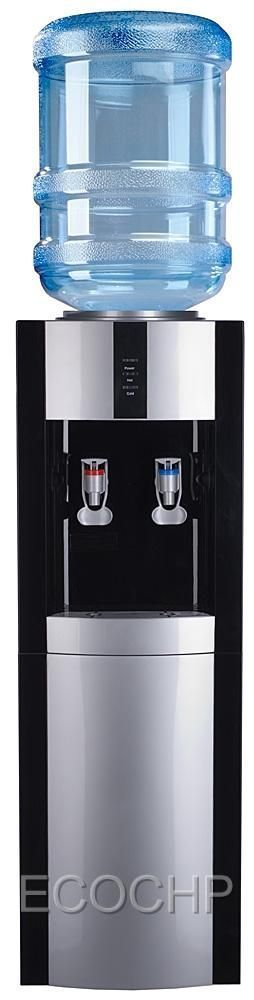 Кулер Ecotronic (V21-LE) black-silver с электронным охлаждением