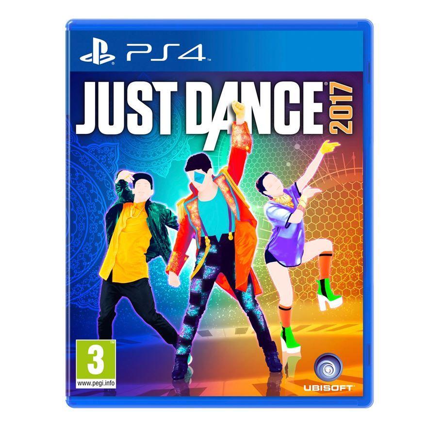 Игра Just Dance 2017 (PS4)