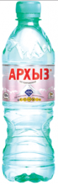 Вода Архыз негаз 0,5 литра пэт. (1 уп./12 бут.)