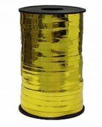 Лента металлизированная, золото (0,5см*250м), Китай
