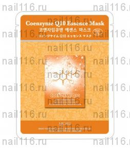 МЖ Essence Маска тканевая коэнзим MJ Care Coenzyme Q10 Essence Mask