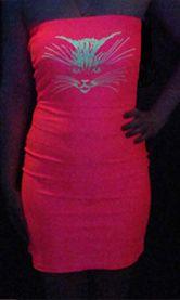 Платье Киска и Бабочка
