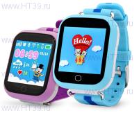 Детские часы с GPS-трекером Smart Baby Watch Q90