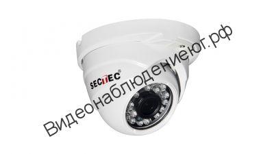 Антивандальная видеокамера ST-768HD4B-1M