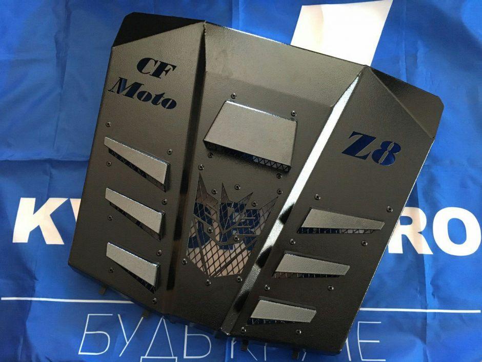 Вынос радиатора для CFMOTO Z8