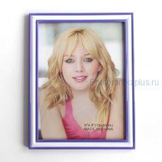 Рамка для снимка 15х20 А105 (цвет: фиолетовый)