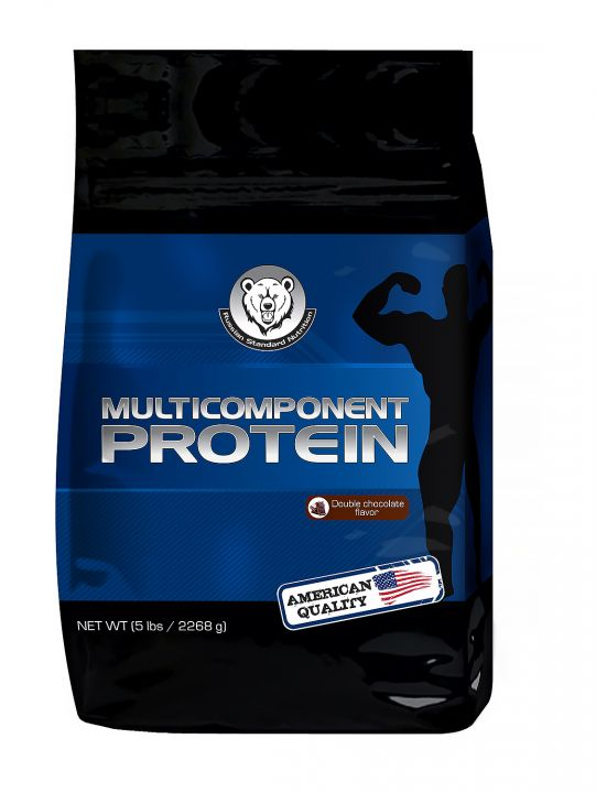 RPS Multicomponent Protein (2270гр.) - Двойной шоколад