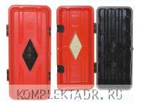 Пенал для огнетушителя на 6-9 кг на бензовоз (Арт: 70011Т)