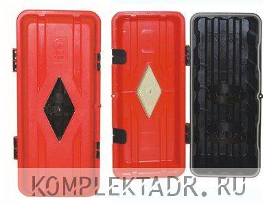 Ящик для огнетушителя