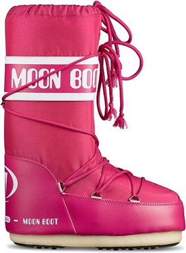 Moon Boot Nylon Bouganville / 35-38, 39-41.