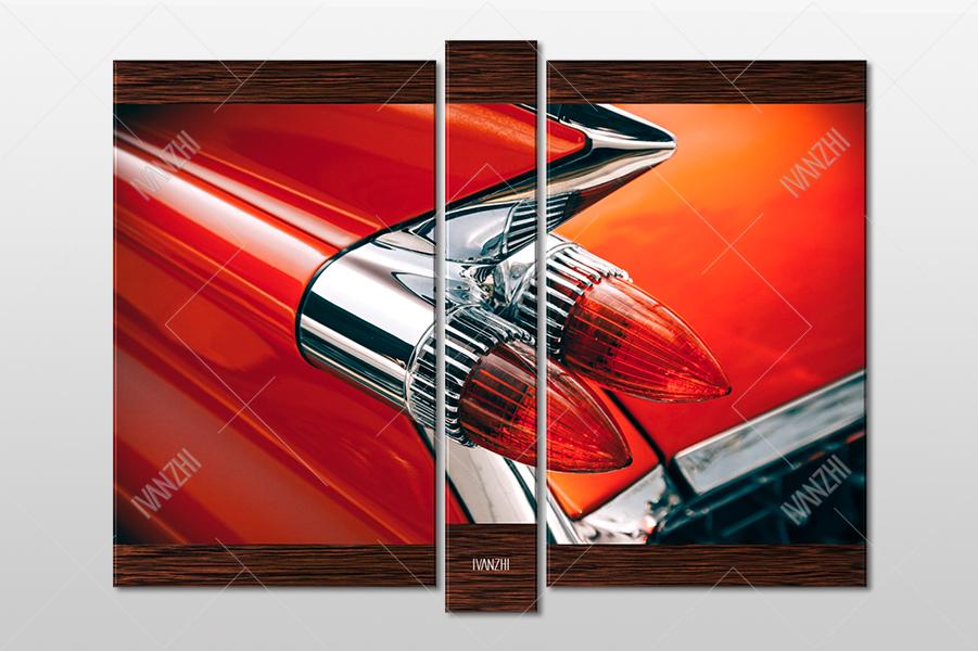 Задние фонари Cadillac Eldorado 1959