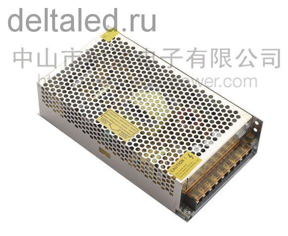 Блок питания для светодиодов. 12 Вольт, 240 Ватт Hi to Light