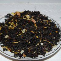черный чай со сливками