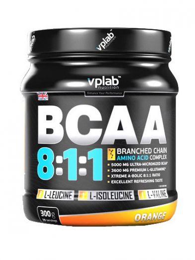 BCAA 8:1:1, 300 гр VPlab