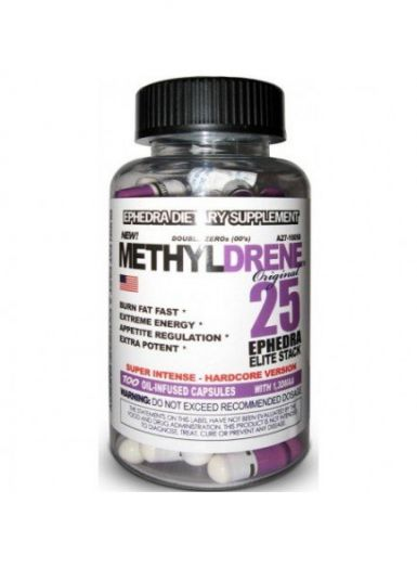 Methyldrene Elite 25 100 капс, Cloma Pharma