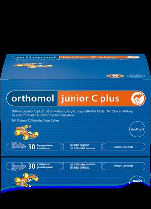 Orthomol junior C plus