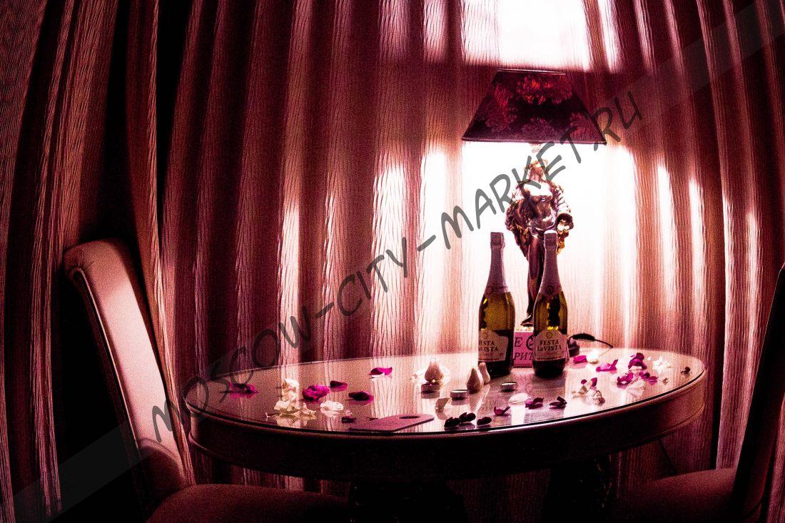 Ночь Святого Валентина (День всх влюбленных 2017) в Москва-Сити