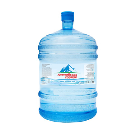 """Вода """"Аланийская горная"""" минеральная"""