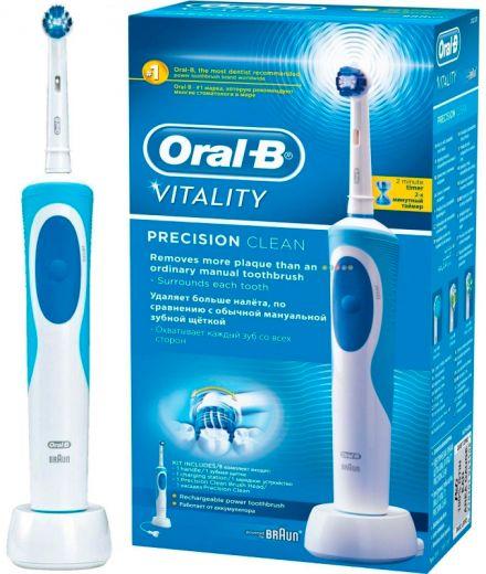Электрическая зубная щетка Braun Oral-B Vitality Precision Clean