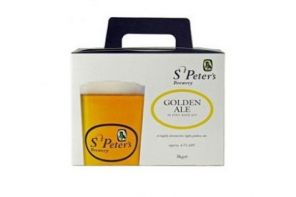 ST. PETERS GOLDEN ALE 3 КГ