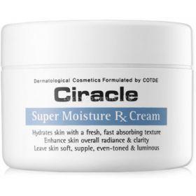 CIRACLE SUPER MOISTURE RX CREAM 80ml - ультра-увлажняющий крем для лица сужающий поры