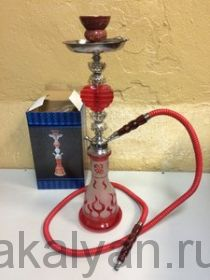 Кальян Shisha Hookah HK-1108 Red