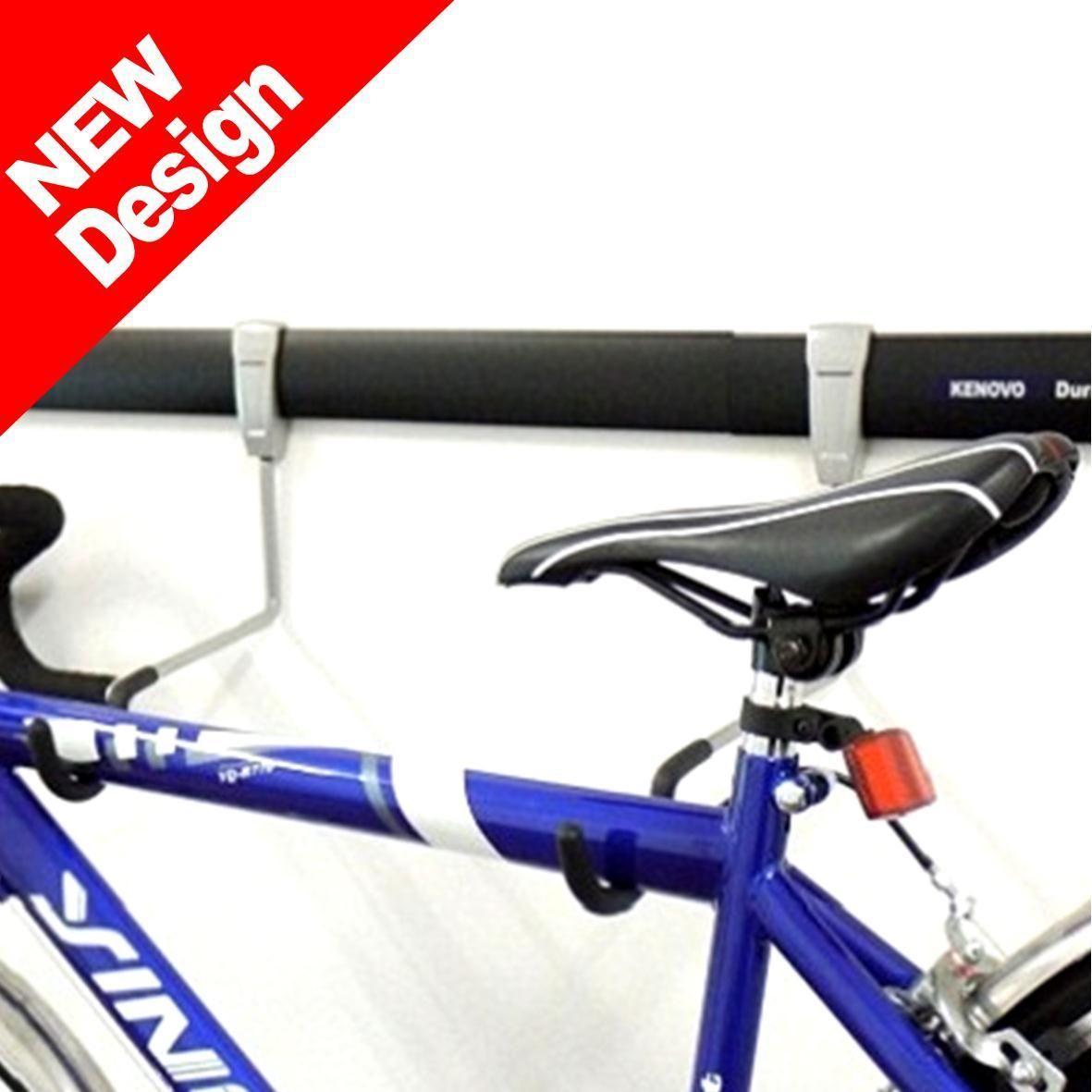 Крюки для горизонтальной подвески велосипеда - GSH12