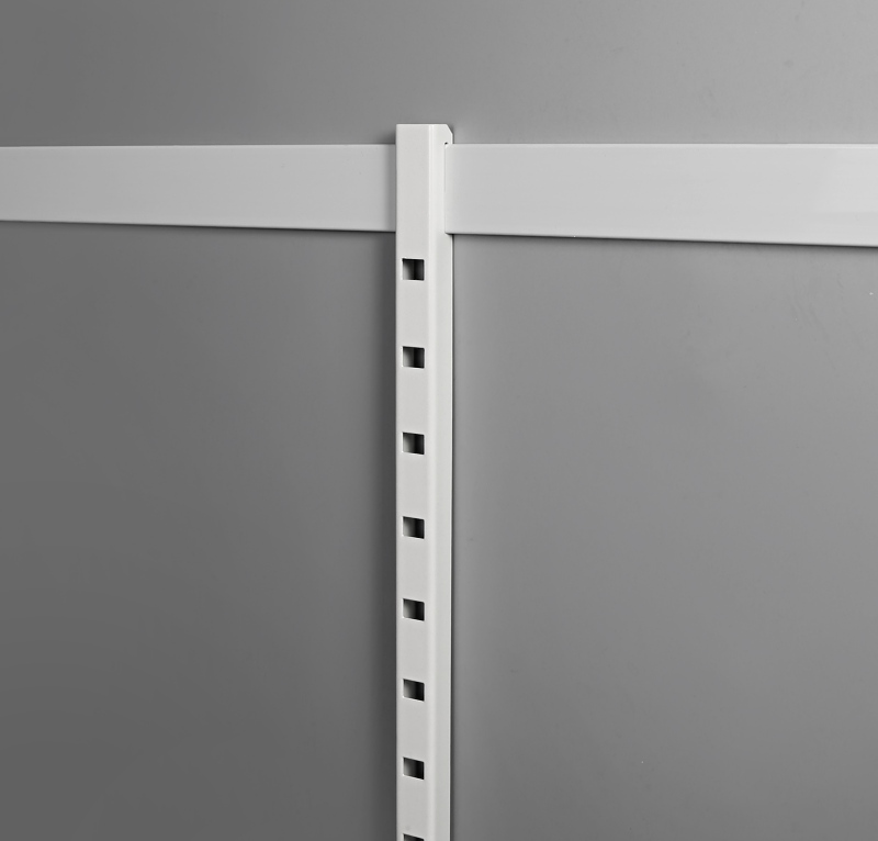 Вертикальная монтажная полоса (направляющая) 375мм (MidiTrack) - LSHVWS1