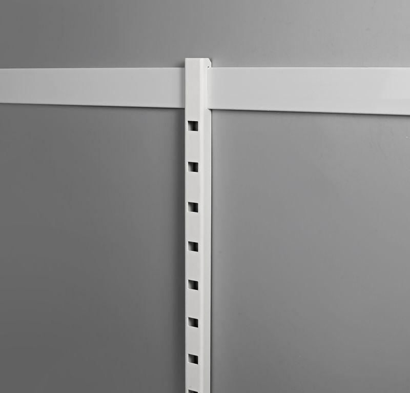 Вертикальная монтажная полоса (направляющая) 775мм (MidiTrack) - LSHVWS2