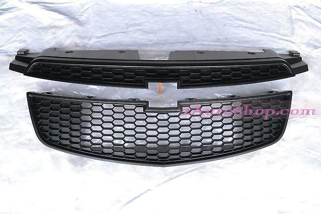 Решетка радиатора Chevrolet Cruze