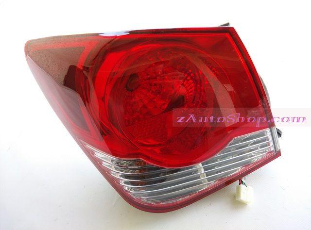 фонарь задний левый Chevrolet Cruze