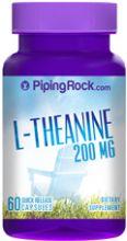 L-Тианин 60 капс.200мг