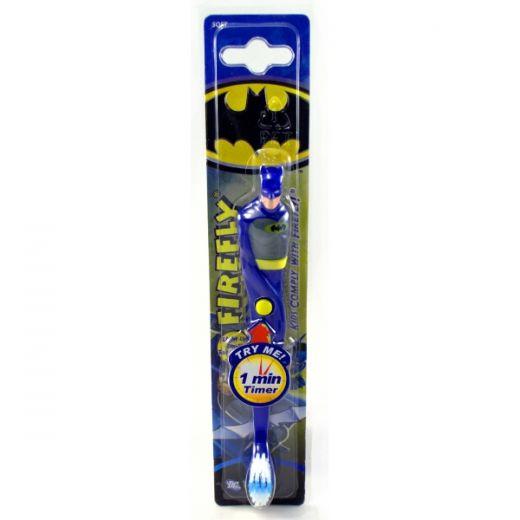 Зубная щетка Batman с таймером-подсветкой 3+