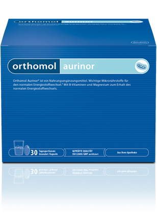 Orthomol Aurinor