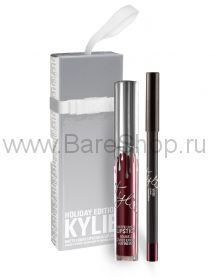 Набор 2 в 1 Kylie Vixen Lip Kit