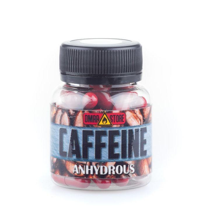 Кофеин (Anhydrous) 200 мг 50 капc  (DMAA STORE)
