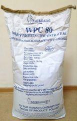WPC 80 - концентрат сывороточного белка 80%