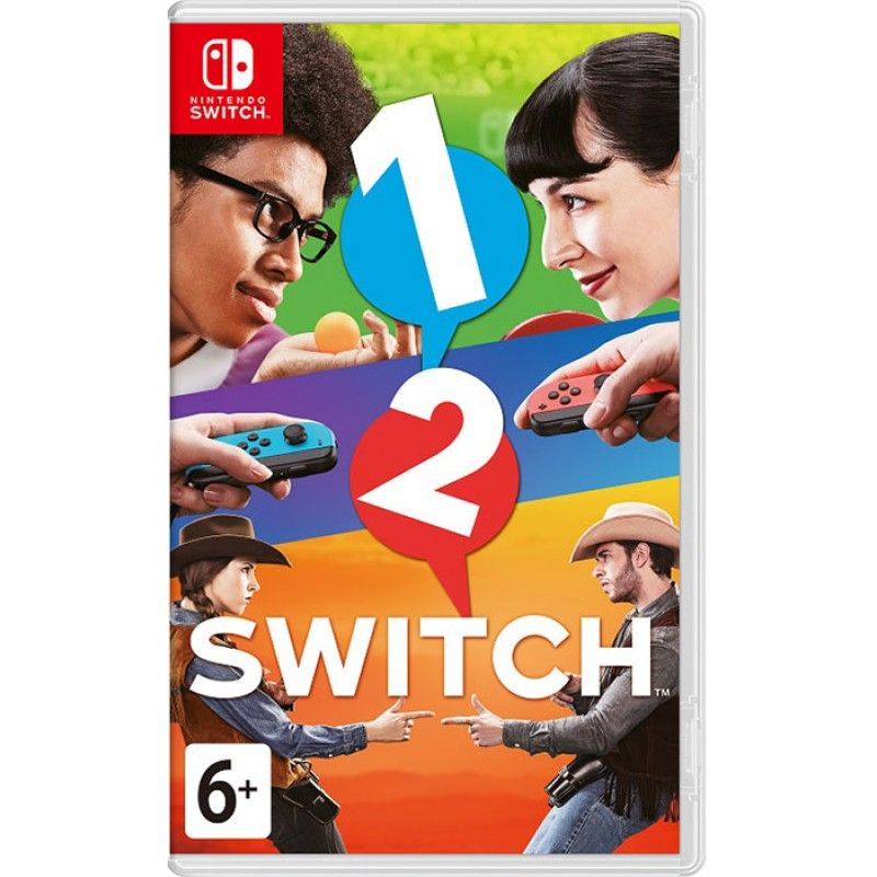Игра 1-2-Switch (nintendo switch, русская версия)