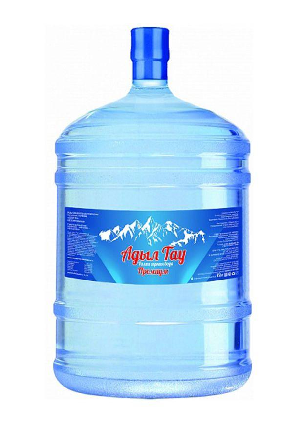 """Вода """"Адыл Тау"""" горная минеральная"""