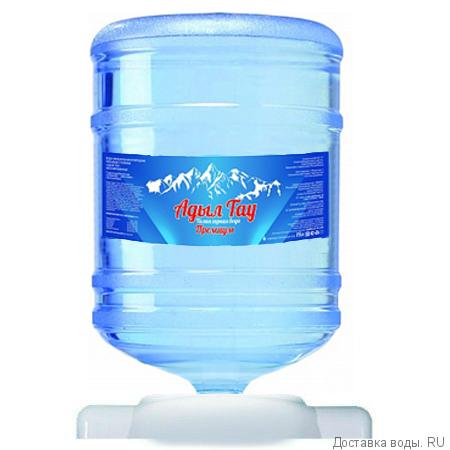 Горная природная вода Адыл Тау