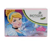 Детское питательное мыло с миндальным маслом Биотик Принцесса Синдерелла   Biotique Disney Princess Cinderella Almond Nourishing Baby Soap