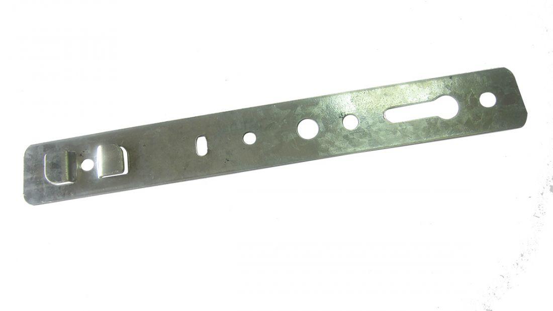 Анкерная пластина КБЕ 190 мм. неповоротная (58 серия)