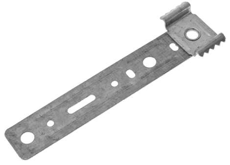 Анкерная пластина REHAU 150 мм. поворотная