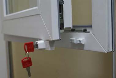 Детский Замок BSL (фиксатор) для окон и дверей