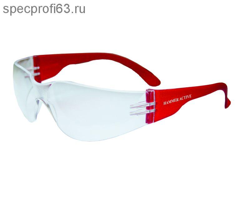Очки защитные с корригирующим эффектом Очки О15 HAMMER ACTIVE